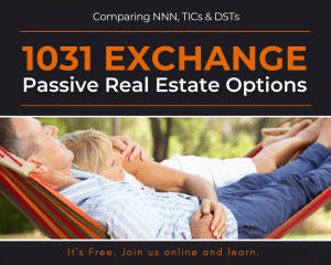 Passive Real Estate Options